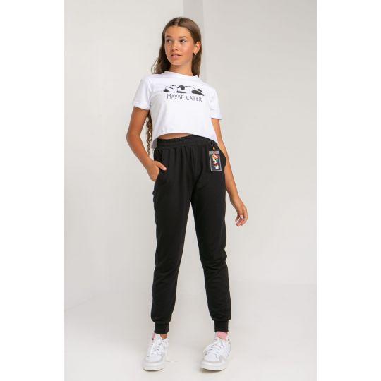 Спортивные штаны Никола 5694 черные