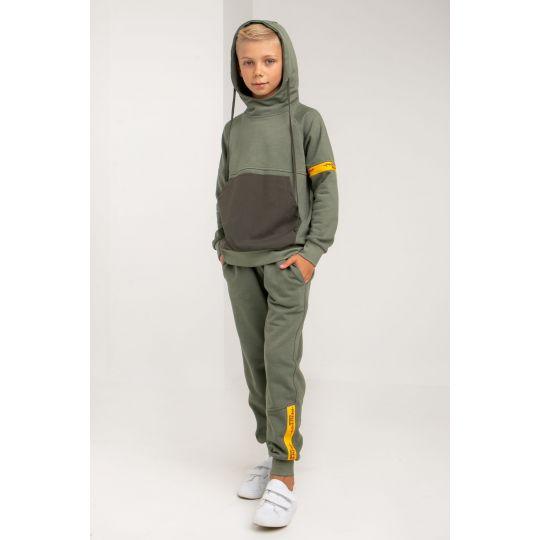 Спортивный костюм Бакли 5699 оливковый
