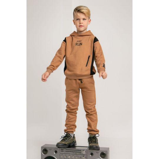 Спортивный костюм Терлок 5752 шоколадный