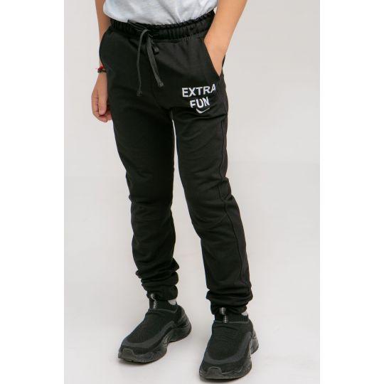 Спортивные штаны Твиш 5706 черные
