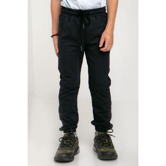 Спортивные штаны Крейп 5627 черные