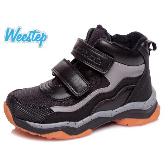 Ботинки 877855622 черные