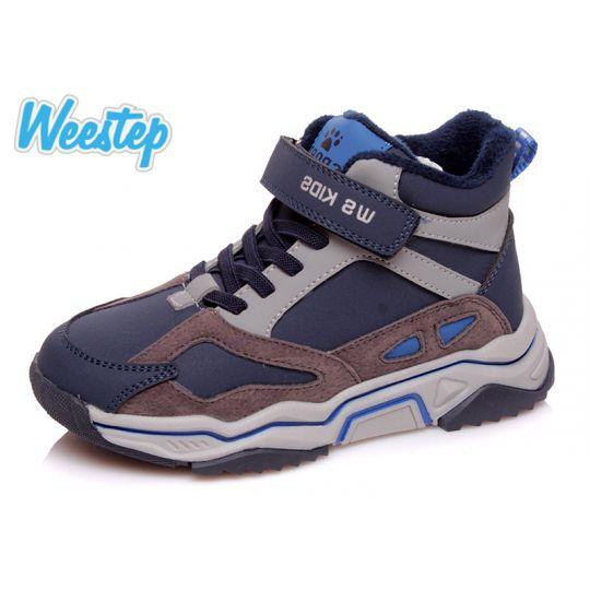 Ботинки 553255512 синие