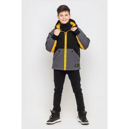 Куртка Спорт Поло серая