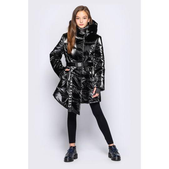 Куртка Кэсси черная