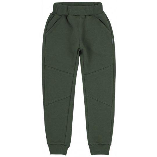 Спортивные брюки для мальчика ШР655 СИНИЕ