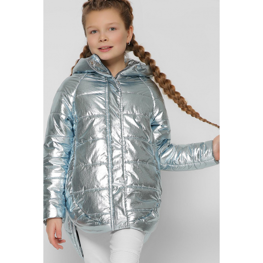 Куртка DT-8299-11 голубая
