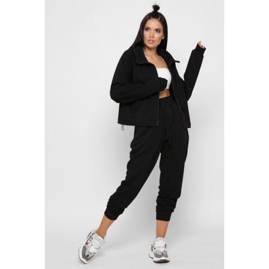 Спортивный костюм KM-2156-8 черный
