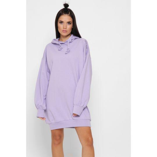 Платье KP-10352-23 сиреневое