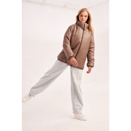 Куртка Юмма 5913 капучино