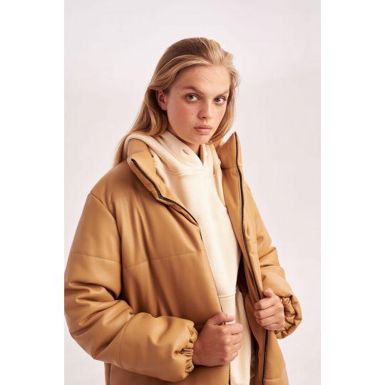 Куртка Юмма 5912 карамельный