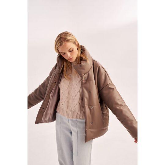 Куртка Коридон 5877 шоколадная
