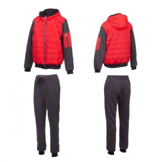 Спортивный костюм 125-А красный