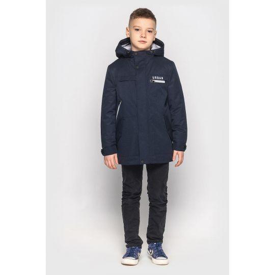 Куртка Итан синяя