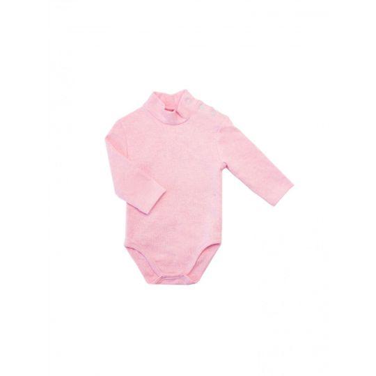 Боди-гольф 102677 розовый меланж