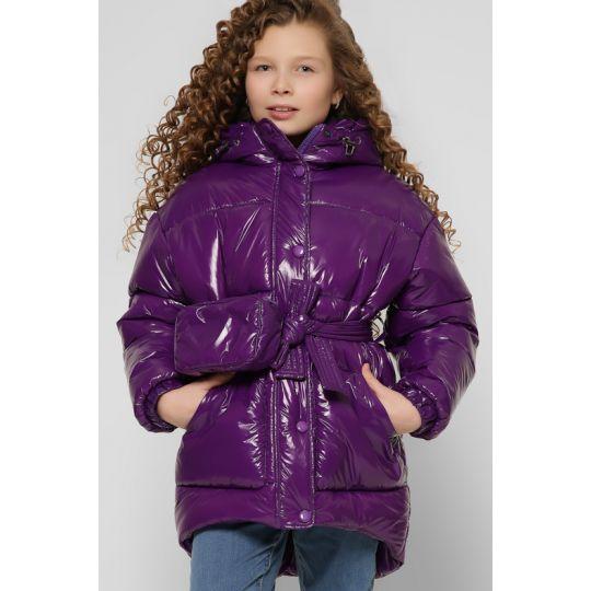 Куртка DT-8300-19 фиолетовая