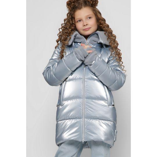 Куртка DT-8303-11 голубая