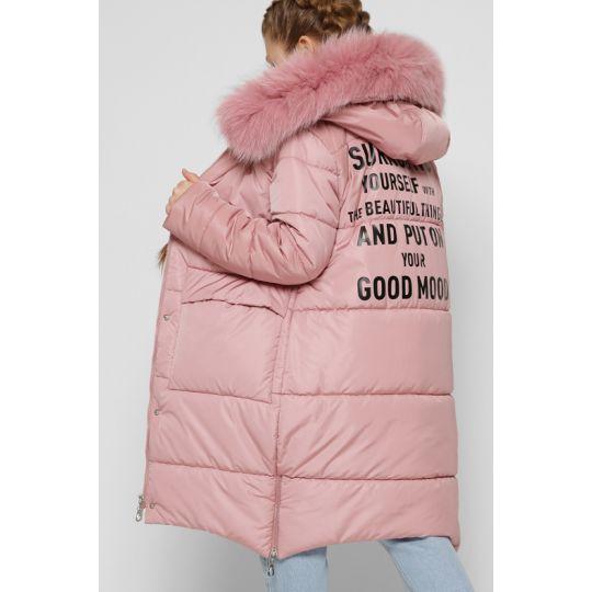 Куртка DT-8304-25 пудра