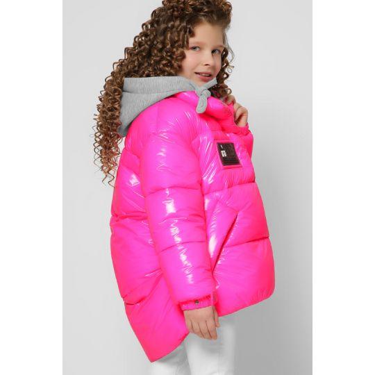 Куртка DT-8310-9 малиновая