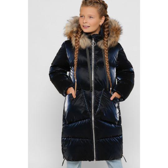 Куртка DT-8319-2 синяя