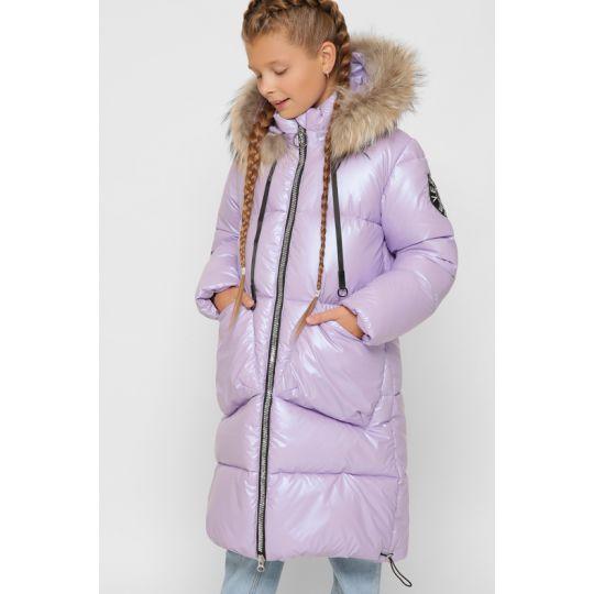 Куртка DT-8319-23 сиреневая