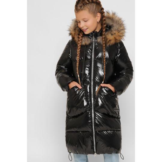 Куртка DT-8319-8 черная