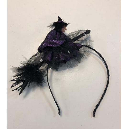 Обруч Ведьмочка на метле