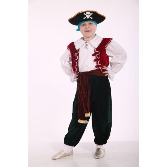 Карнавальный костюм Пират SONECHKO 1