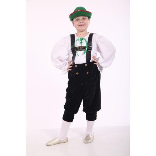 Баварский Немецкий национальный костюм
