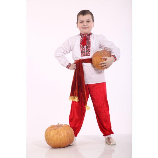 Карнавальный костюм Козак SONECHKO №3