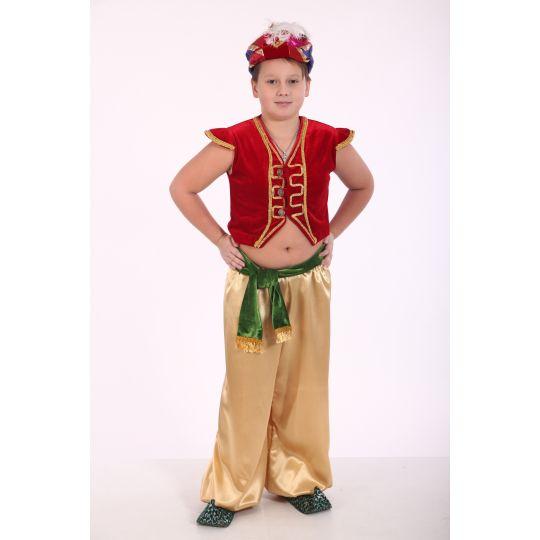 Карнавальный костюм Джин, восточный костюм