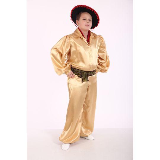Карнавальный костюм Мексиканец, мексиканский