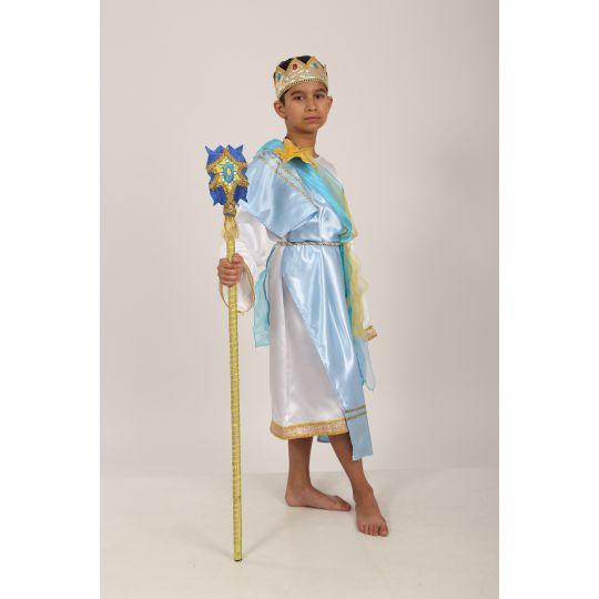 Карнавальный костюм Греческий Бог Посейдон SONECHKO