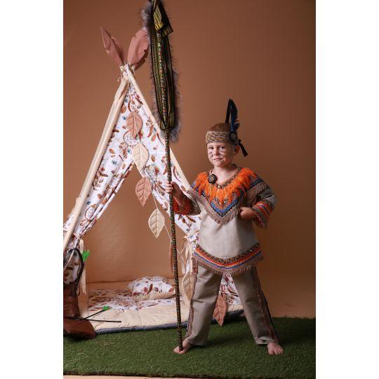 Карнавальный костюм Индеец №3 SONECHKO