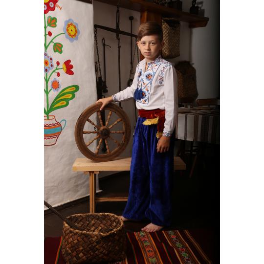 Карнавальный костюм Украинец Козак 1