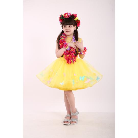 Карнавальный костюм Экзотический цветок