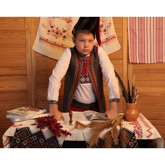 Карнавальный костюм Украинец-4, Козак, Гетьман