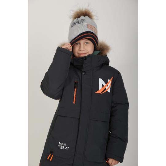 Куртка 525 серая
