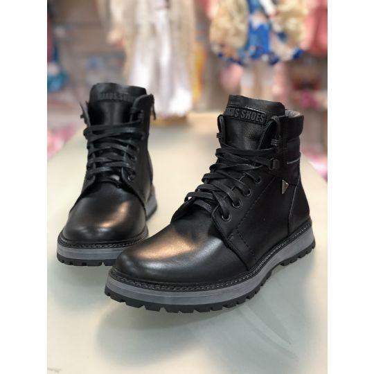 Ботинки КЭТ черные