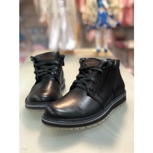 Ботинки 82 черные