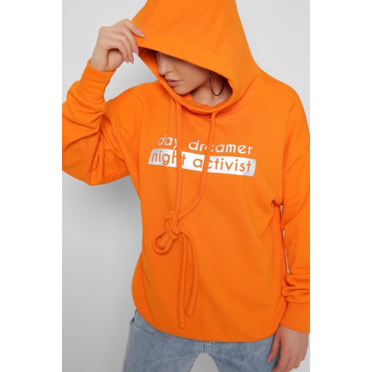 Худи SV-7589-17 оранжевое