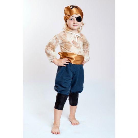 Карнавальный костюм Пират-разбойник №5