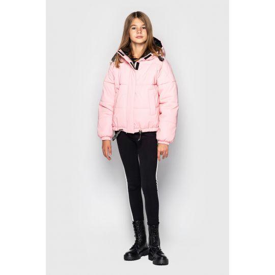 Куртка светоотражающая Брианна розовая