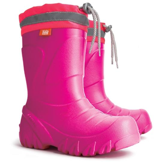 Резиновые сапоги Demar MAMMUT-S розовые 0300