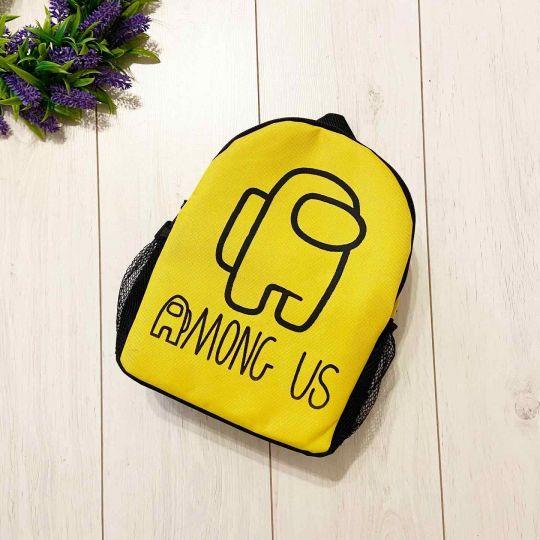Рюкзак Among Us 6 желтый