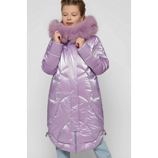 Куртка DT-8302-23 сирень