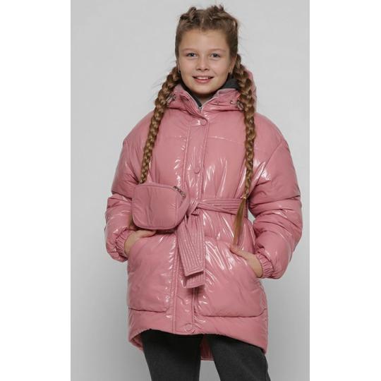 Куртка DT-8300-21 розовая