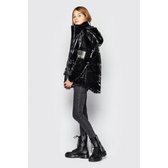 Куртка Айрис черная