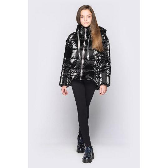 Куртка Терри черная