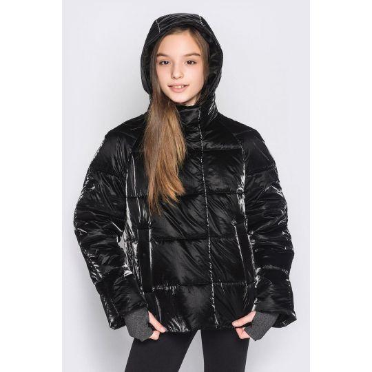 Куртка Меган черная